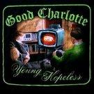 Good Charlotte Lifestyles Of The Rich & Famous 2002 concert tour shirt size medium