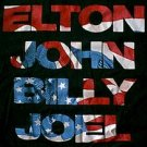 ELTON JOHN & BILLY JOEL 1994 TOUR SHIRT LARGE