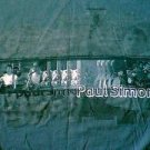 PAUL SIMON 1999 BLUE TOUR SHIRT LARGE