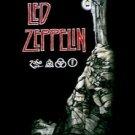 Led Zeppelin ZOSO shirt size large