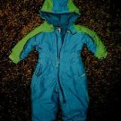 REI WATERPROOF SNOWSUIT TODDLER 12 MONTHS
