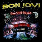 Bon Jovi  2001 One Wild Night concert tour shirt size xl
