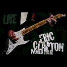 ERIC CLAPTON 1998 WORLD TOUR SHIRT XL