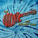 THE MONKEES 2001 SUMMER TOUR TIE DYED SHIRT XL