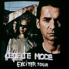 DEPECHE MODE 2001 EXCITER TOUR SHIRT LARGE