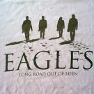 Eagles Long Road Out Of Eden 2007 shirt xxl 2xl