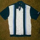 PINK FLOYD EMBROIDERED BOWLING SHIRT XL 2005