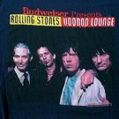 Budweiser Presents Rolling Stones  Voodoo Lounge 1994 concert tour shirt size xl