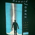 VINTAGE 1989 HOWARD JONES CROSS THAT LINE TOUR SHIRT LARGE