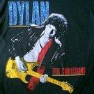 vintage 1986 Bob Dylan & Tom Petty True Confessions concert tour shirt size large