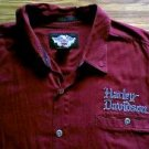 HARLEY DAVIDSON EMBROIDERED OPEN ROAD SHIRT XXL