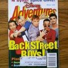 DISNEY ADVENTURES MAGAZINE WINTER 1999 BACKSTREET BOYS