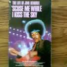 The Life Of Jimi Hendrix 'Scuse Me While I Kiss The Sky 1983 paperback book David Henderson