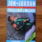 JON & JORDAN KNIGHT NEW KIDS ON THE BLOCK 1990 BOOK MARIA RAINER