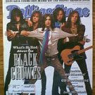 Rolling Stone magazine issue 605 May 30th 1991 The Black Crowes