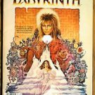 Marvel Super Special David Bowie Labyrinth comic book magazine Volume 1 Number 40 October 1986