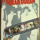 vintage 1984 Inside Duran Duran magazine book Robyn Flans