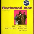 Fleetwood Mac softbound book The Complete Recording Sessions 1967-1997 Peter Lewry