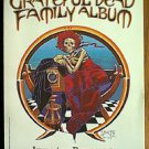 Grateful Dead Family Album softbound book Jerilyn Lee Brandelius