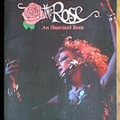 BETTE MIDLER THE ROSE ILLUSTRATED BOOK 1979 DIANE MASTERS WATSON