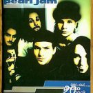 Pearl Jam 1993 tear-out photo book