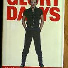 GLORY DAYS BRUCE SPRINGSTEEN IN THE 1980's HARDBACK BOOK DAVE MARSH 1987
