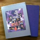 THE YEAR IN MUSIC 1978 COLUMBIA HOUSE DELUXE EDITION BOOK JUDITH GLASSMAN