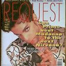 REQUEST MAGAZINE NOVEMBER 1992 PRINCE THE ARTIST