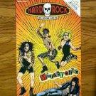 Revolutionary Hard Rock Comics number 2 April 1992 Motley Crue first print comic book