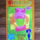 Comic Zone Psycho Killers volume 1 number 1 December 1991 Charles Manson Comic Book second print