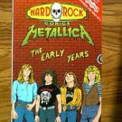 Revolutionary Hard Rock Comics number 1 March 1992 Metallica first print comic book