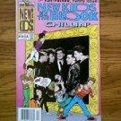 NKOTB New Kids On The Block Chillin Dec. 1990 #1 first print comic book Harvey Rockomics