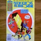 NKOTB New Kids On The Block  Dec. 1990 #1 first print comic book Harvey Rockomics