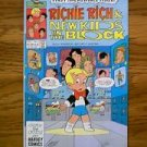 Richie Rich & New Kids On The Block February 1991 #1 first print comic book Harvey Rockomics NKOTB