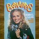 CHARLIE'S ANGELS CHERYL LADD SCHOLASTIC MAGAZINE BANANAS #17 1978 LED ZEPPELIN POSTER