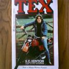 2 S.E. Hinton movie paperback books Tex & The Outsiders Matt Dillon