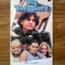 My Bodyguard movie paperback book Joe Claro 1980 Chris Makepeace Matt Dillon