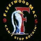 Fleetwood Mac REO Speedwagon Pat Benatar 1995 Can't Stop Rockin concert tour shirt large