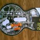 Wii Guitar Hero 3 Motley Crue rock guitar skins sealed new