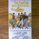 THE BEATLES YELLOW SUBMARINE 1st RELEASE 1987 VHS VIDEO