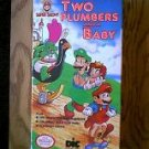 The Super Mario Bros. Super Show! Two Plumbers and a Baby 1991 VHS video