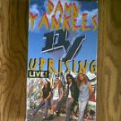 Damn Yankees Uprising Live! 1992 VHS video Rocky Mountain Jam Denver Colorado