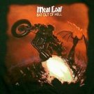 MEAT LOAF BAT OUT OF HELL CASA DE CARNE 2008 TOUR SHIRT LARGE
