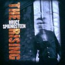 Bruce Springsteen 2002 The Rising song title tracks shirt size xl