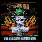 Marilyn Manson The Celebretarian shirt medium
