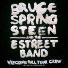 Bruce Springsteen 2012 Wrecking Ball concert tour local crew shirt xl