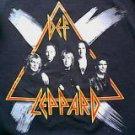Def Leppard 2003 X concert tour shirt xxl 2xl