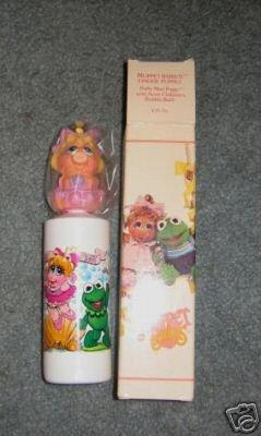 AVON MUPPET BABIES FINGER PUPPET MISS PIGGY..