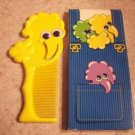 AVON POCKET PEEPER COMB WITH AN EYE FOR GOOD GROOMING
