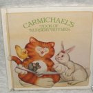 AVON CARMICHAELS BOOK OF NURSERY RYHMES